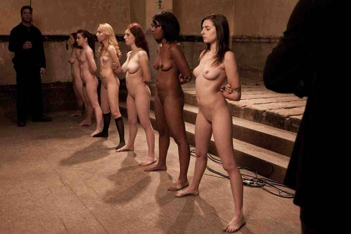 Slave Auction, Country Style Exquisite Slave